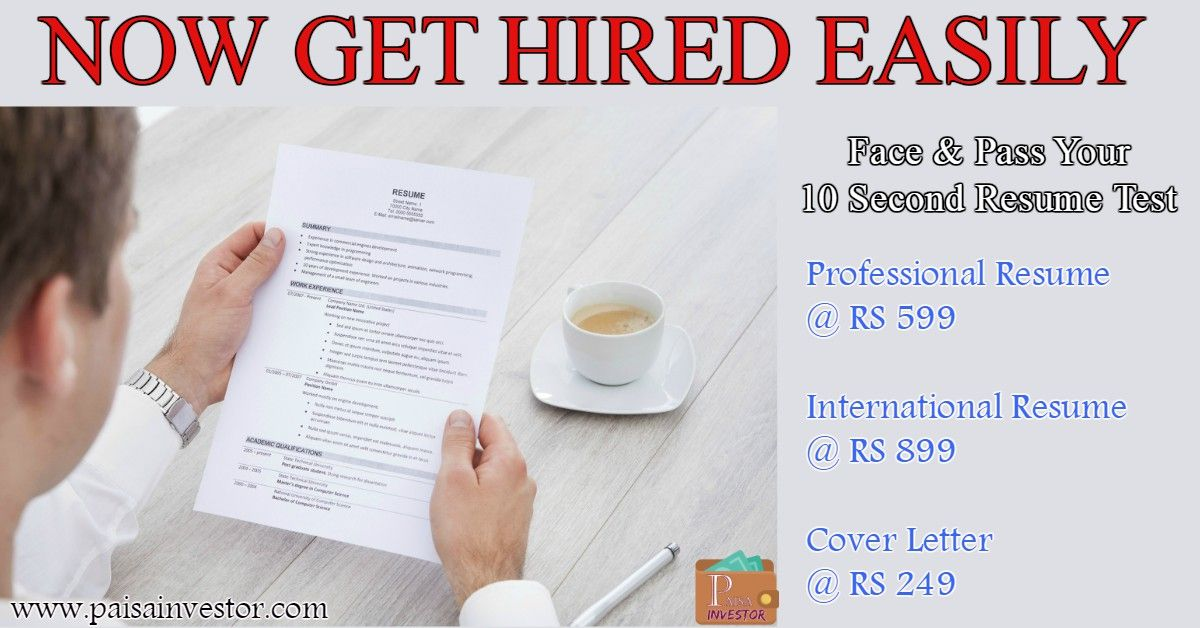 Professional CV Writers India NOW GET MORE JOB OFFERS