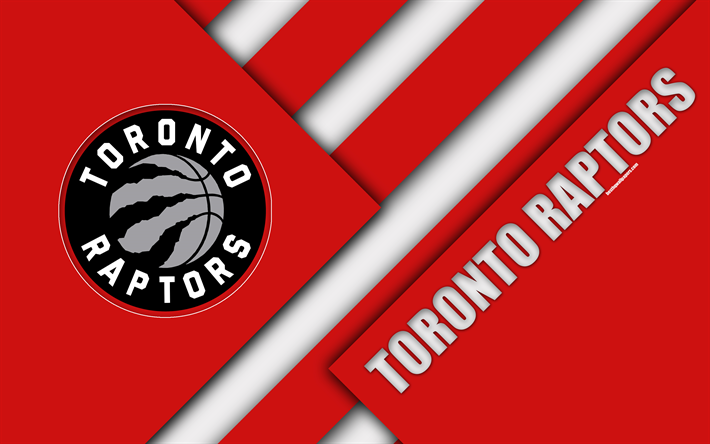 Download Wallpapers Toronto Raptors 4k Logo Material Design Basketball Club Red Abstraction Nba Toronto Canada Usa Basketball Besthqwallpapers Com Toronto Raptors Wallpaper Toronto Raptors