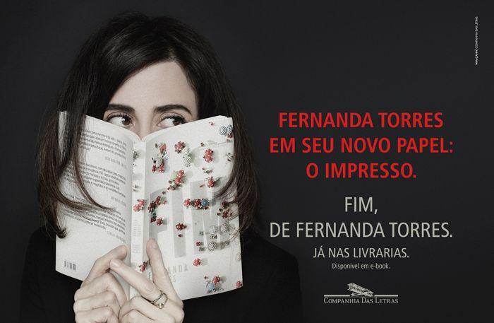 Fim, de Fernanda Torres, Companhia das Letras