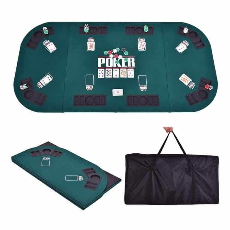 Top 10 Best Poker Tables In 2020 Reviews Poker Table Top Folding Poker Table Poker Table Plans