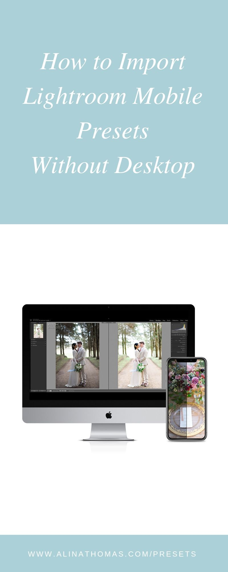 How to Edit Your Photos with the Bright & Clean Mobile