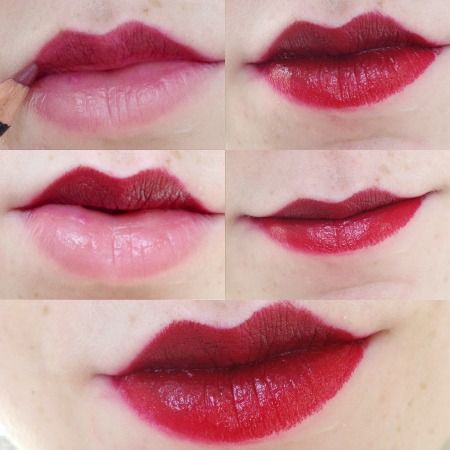 Makeup Tutorial: 5 Ombré Lip Combinations to Try | College Fashion