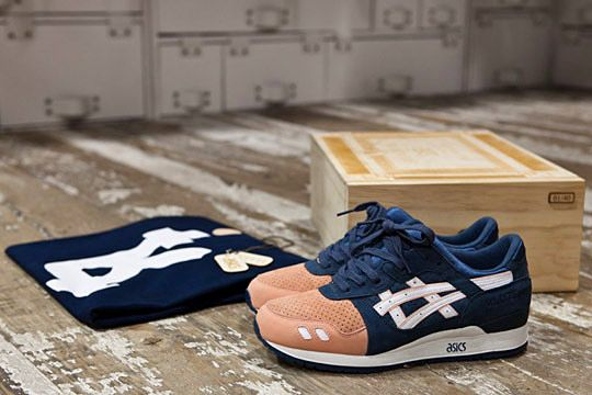 asics gel lyte iii salmon toe buy