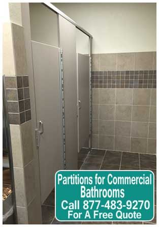 Partitions For Commercial Bathrooms Restroom Partitions Impressive Bathroom Partitions Commercial Ideas