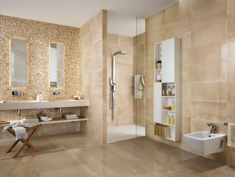 Idée carrelage salle de bain d\u0027inspiration design
