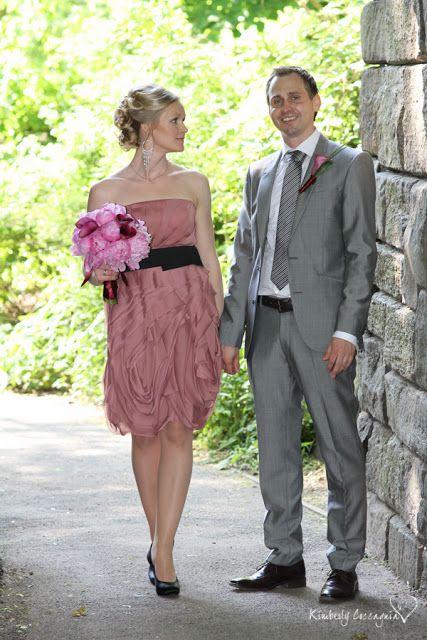 A Central Park Wedding...