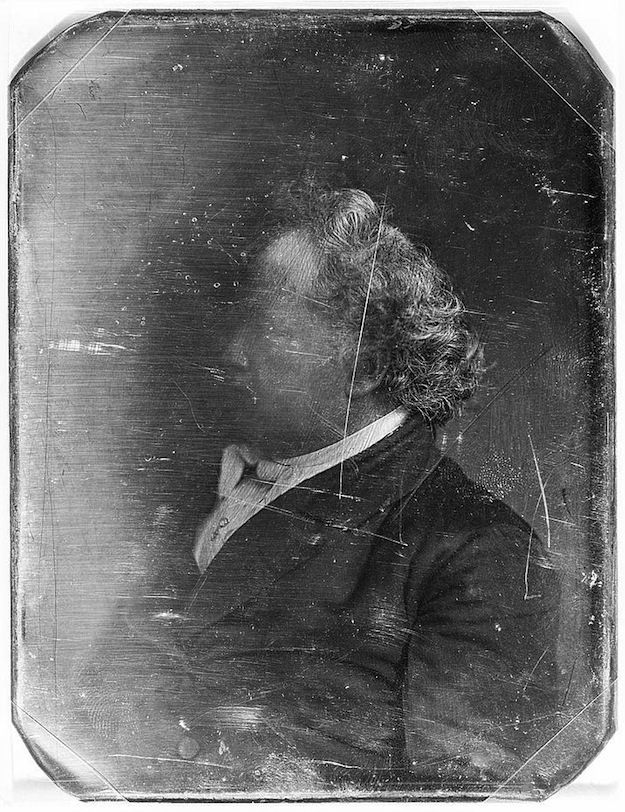 3c09830v | Vintage Hair | Daguerreotype, History of