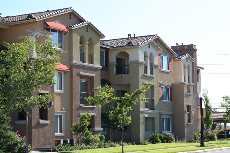 With the HVAC units in apartment buildings being located in the ...