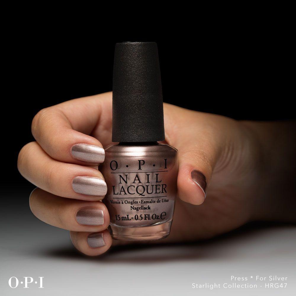 OPI Starlight Collection | Beauty | Pinterest | Diseños de uñas ...