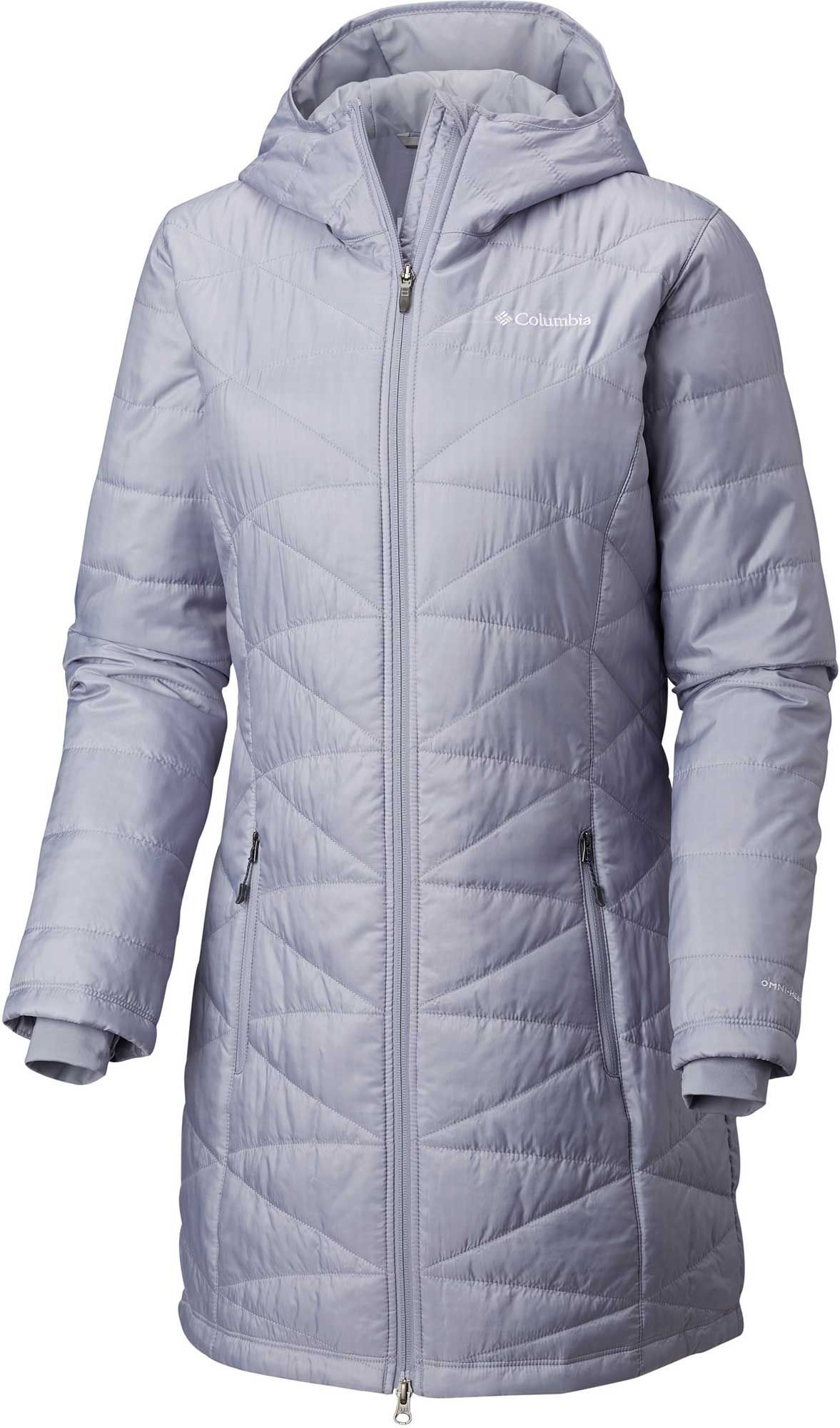 21a4e3165ad Columbia Women's Mighty Lite III Hooded Jacket   DICK'S Sporting  GoodsProposition 65 warning iconProposition 65 warning icon