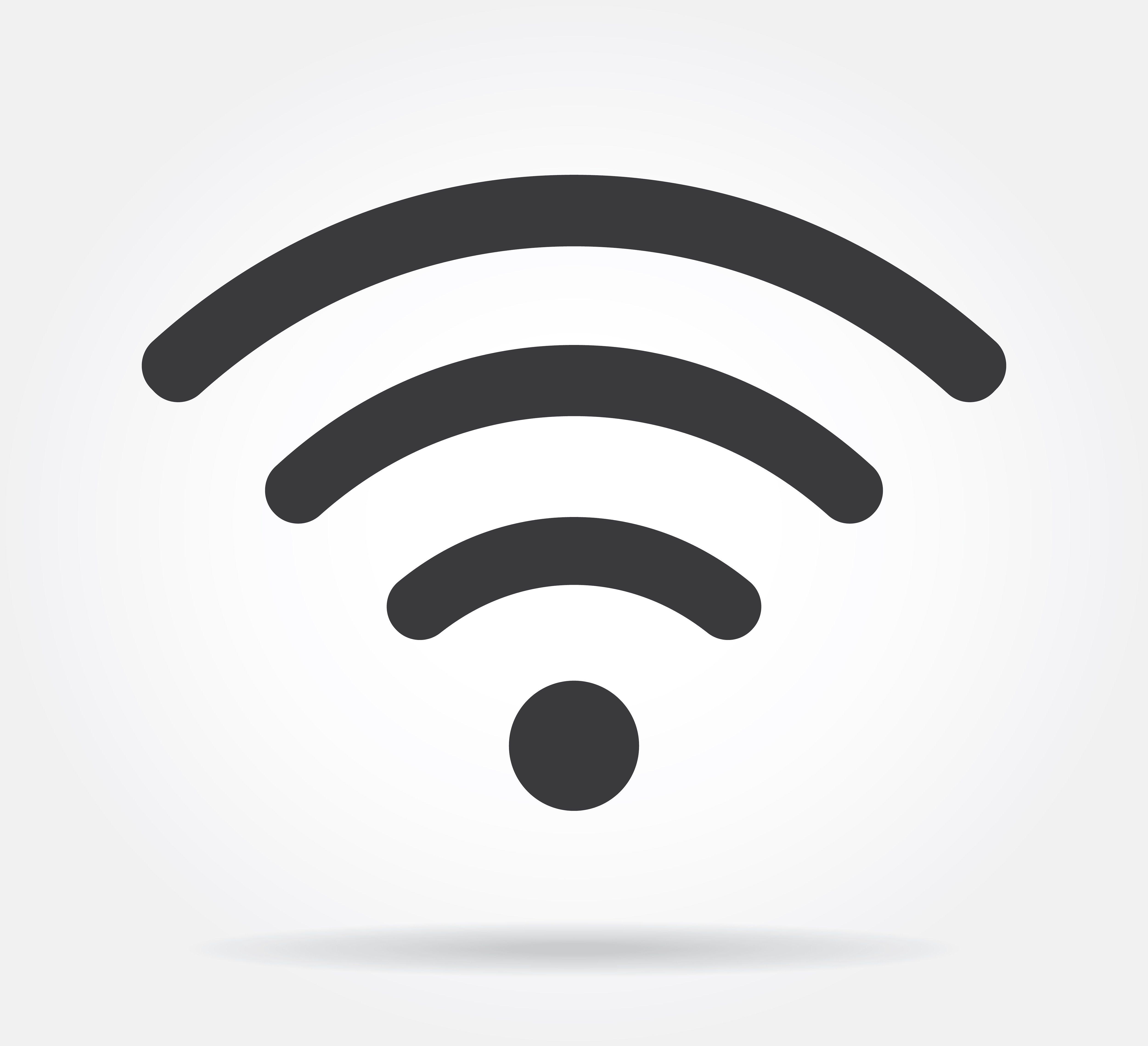 Wifi icon Graphics Tees