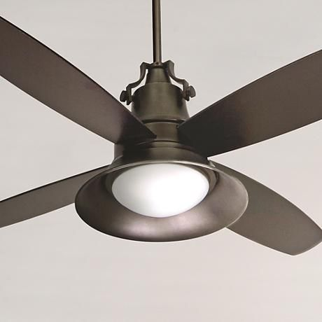 52 Craftmade Union Oiled Bronze Wet Location Ceiling Fan