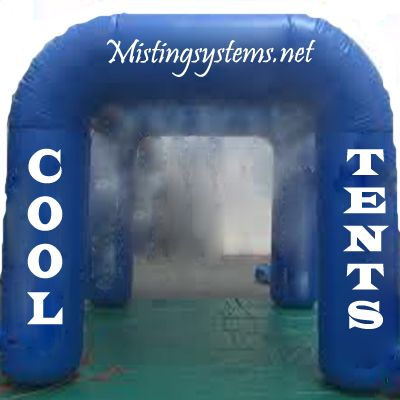Enjoy the cooling relief with Misting Tents A perfect option for cool sports event & Enjoy the cooling relief with Misting Tents: A perfect option for ...