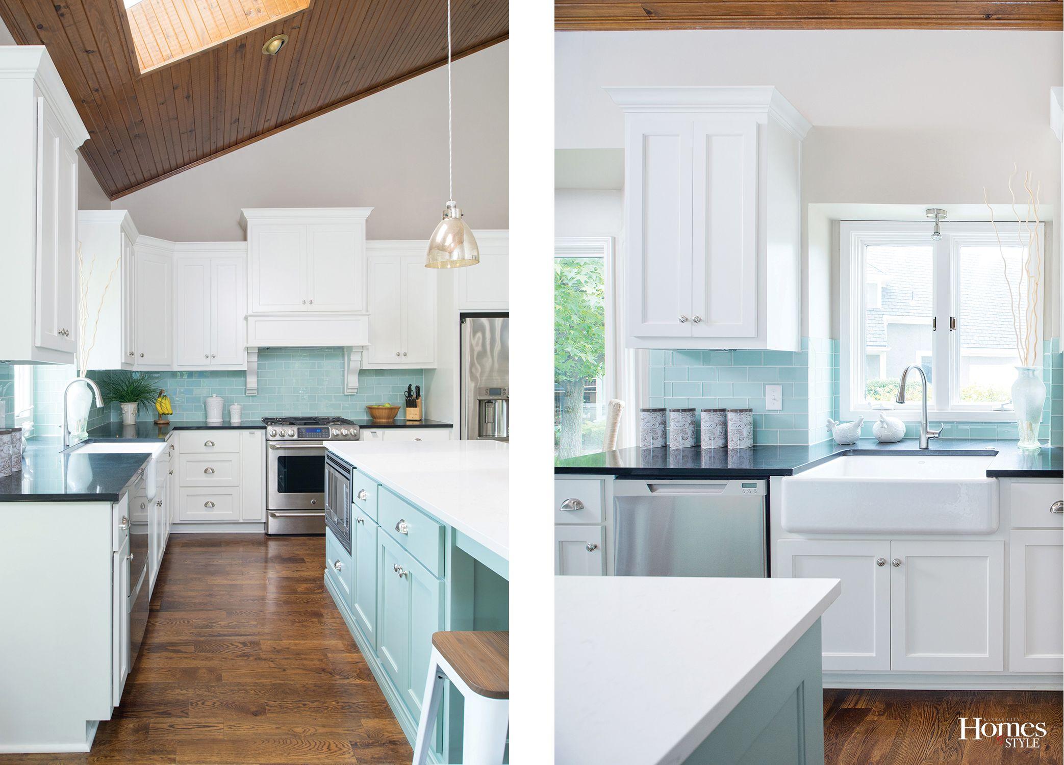 Image result for turquoise quartz countertops   AFFLUX_Eisenberg ...