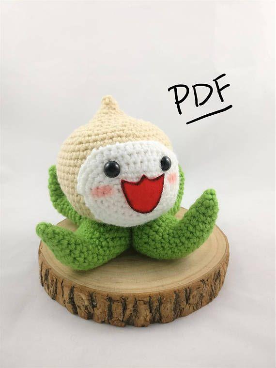 PATTERN - Pachimari from Overwatch - Amigurumi Crochet Pattern ...