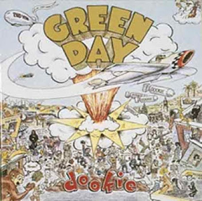 Green Day. Dookie.