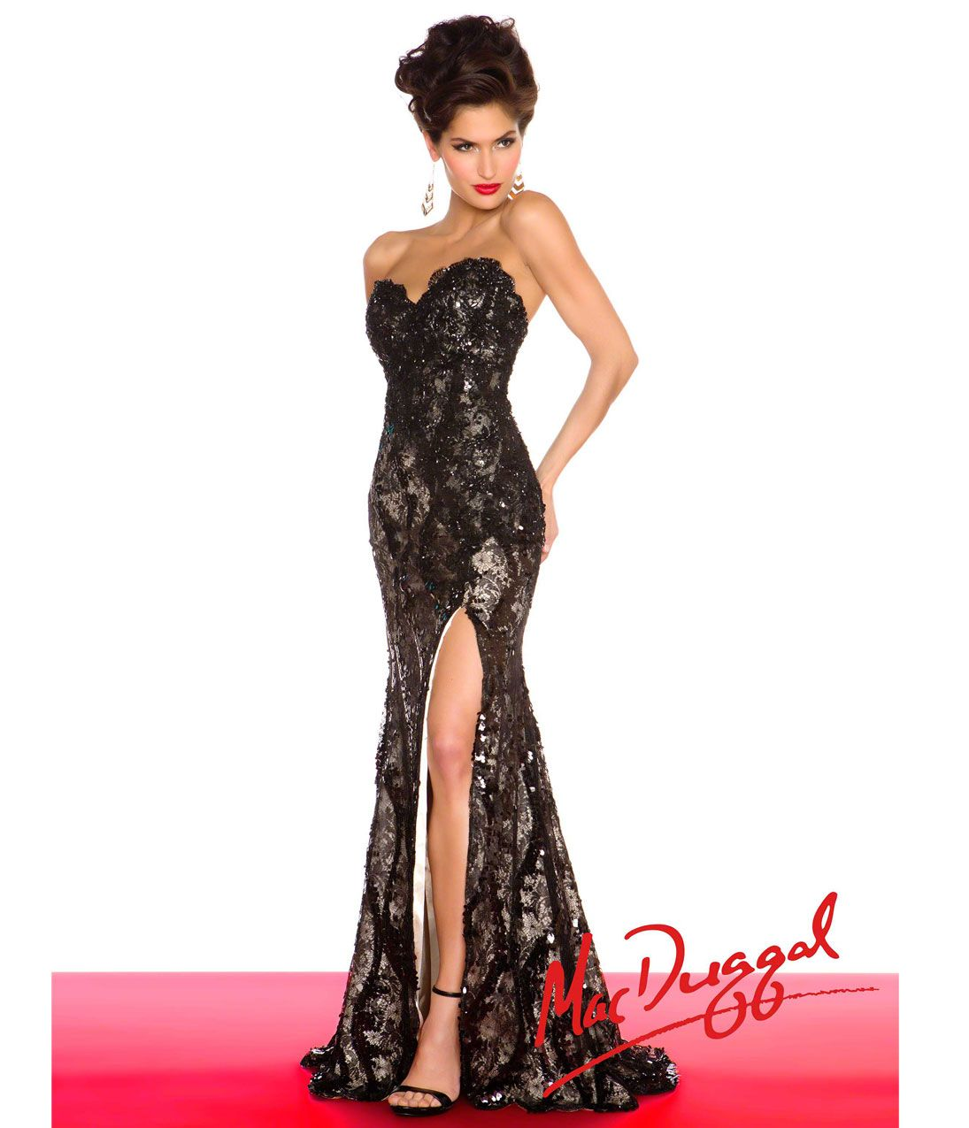 Lace Prom Dresses 2014