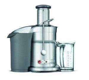 Breville RM-800JEXL Remanufactured Die-Cast Juice Fountain Elite 1000-Watt Juice Extractor