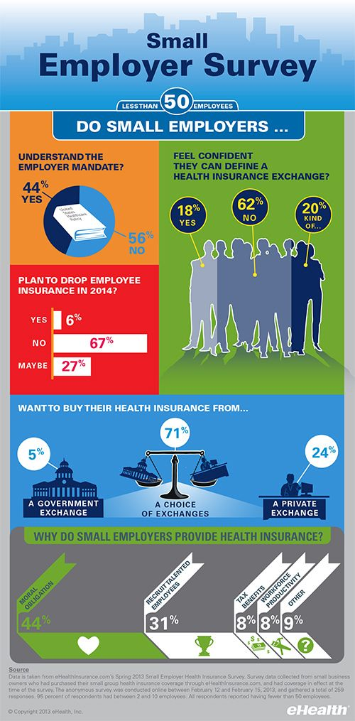 Infographic NIA Creative Developed For EHealthInsurance To