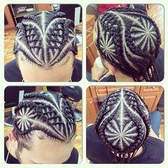 designer hair braids  google search  cool braid