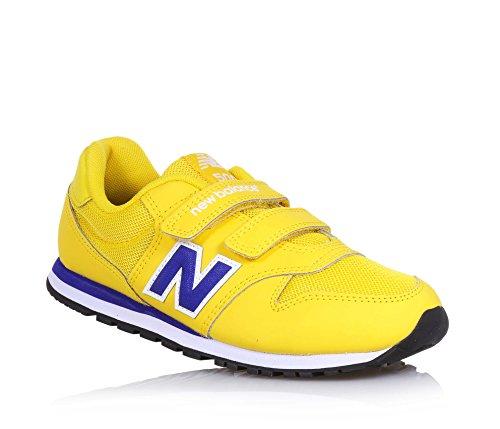 barbilla agitación juego  NEW BALANCE KV500 YLY bebé amarilla zapatillas de deporte que rasgan en  2020   Zapatillas amarillas, Zapatillas deportivas, New balance