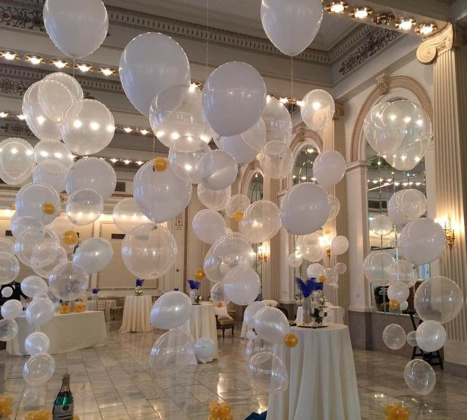 Pin by Skip Gill on party planner  White party decorations, 9th