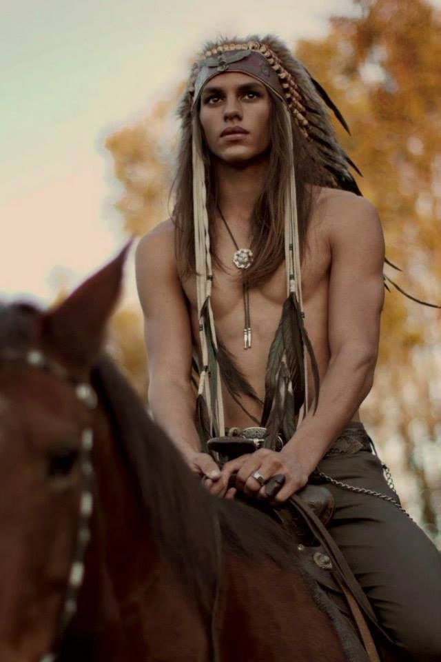 Native american guys naked pictures