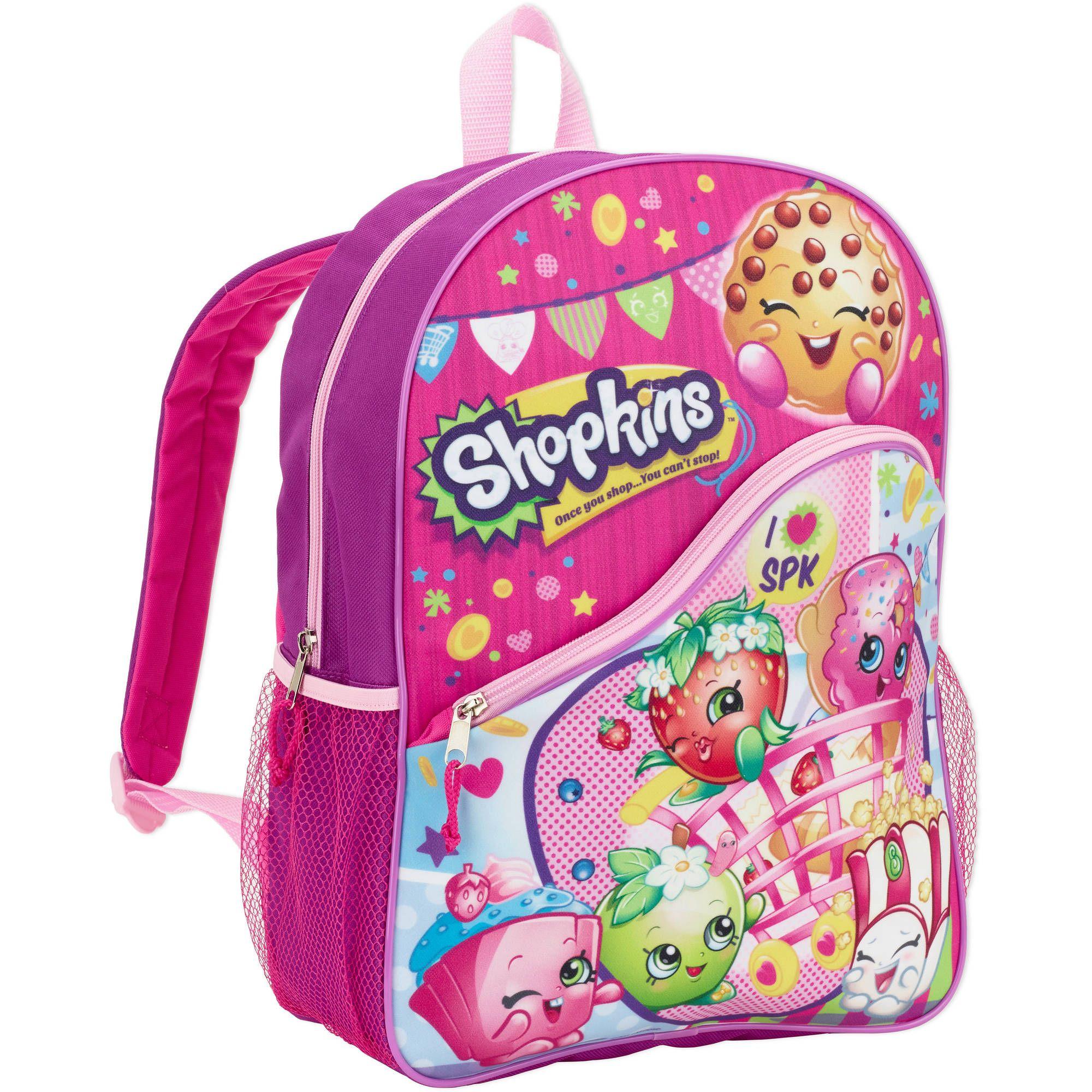 Image result for shopkins backpack  40170857104c5