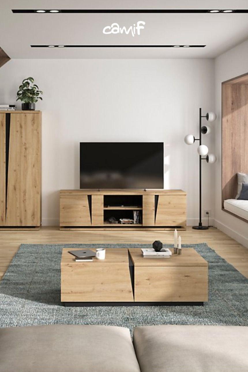 Camif Meuble Tv En 2020 Meuble Tv Meuble Mobilier De Salon
