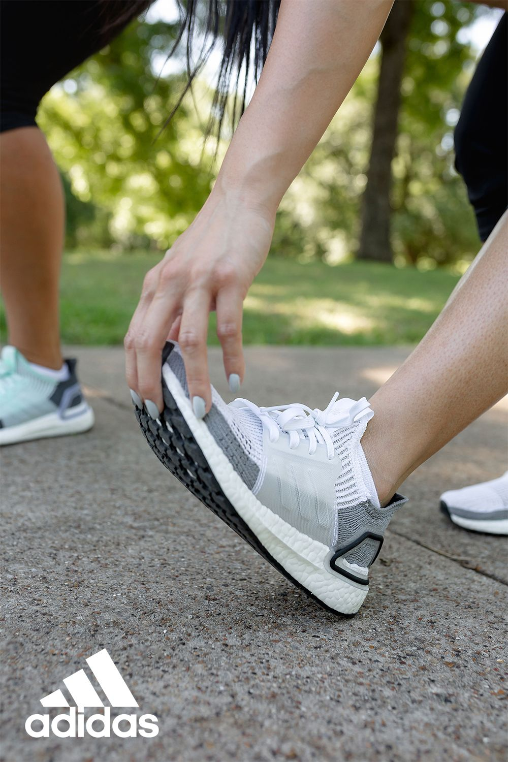 Neutral running shoes, Running shoes