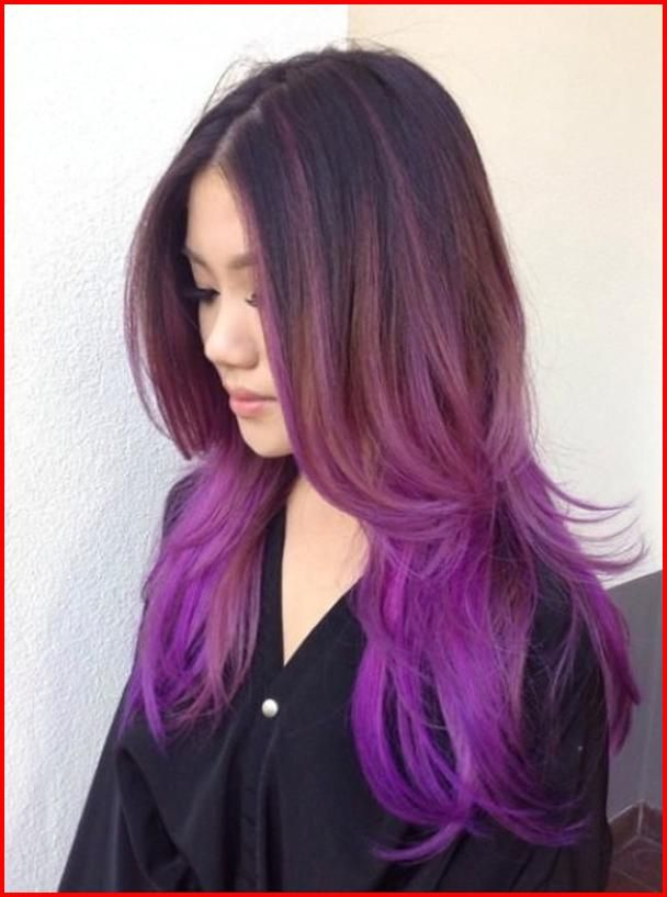 Blue Purple Hair Color Ideas Mixing Some Colors Always Work When It Comes To Make Your Appearance Both Charming And Dyed Hair Purple Hair Types Of Hair Color