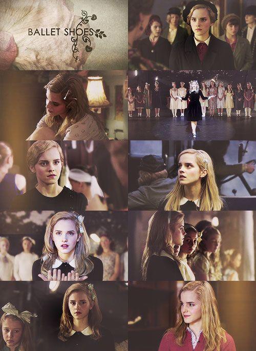 Pin Von Lana Dias Auf Hermonie Granger As Emma Watson Balett Ballettschuhe Ballett