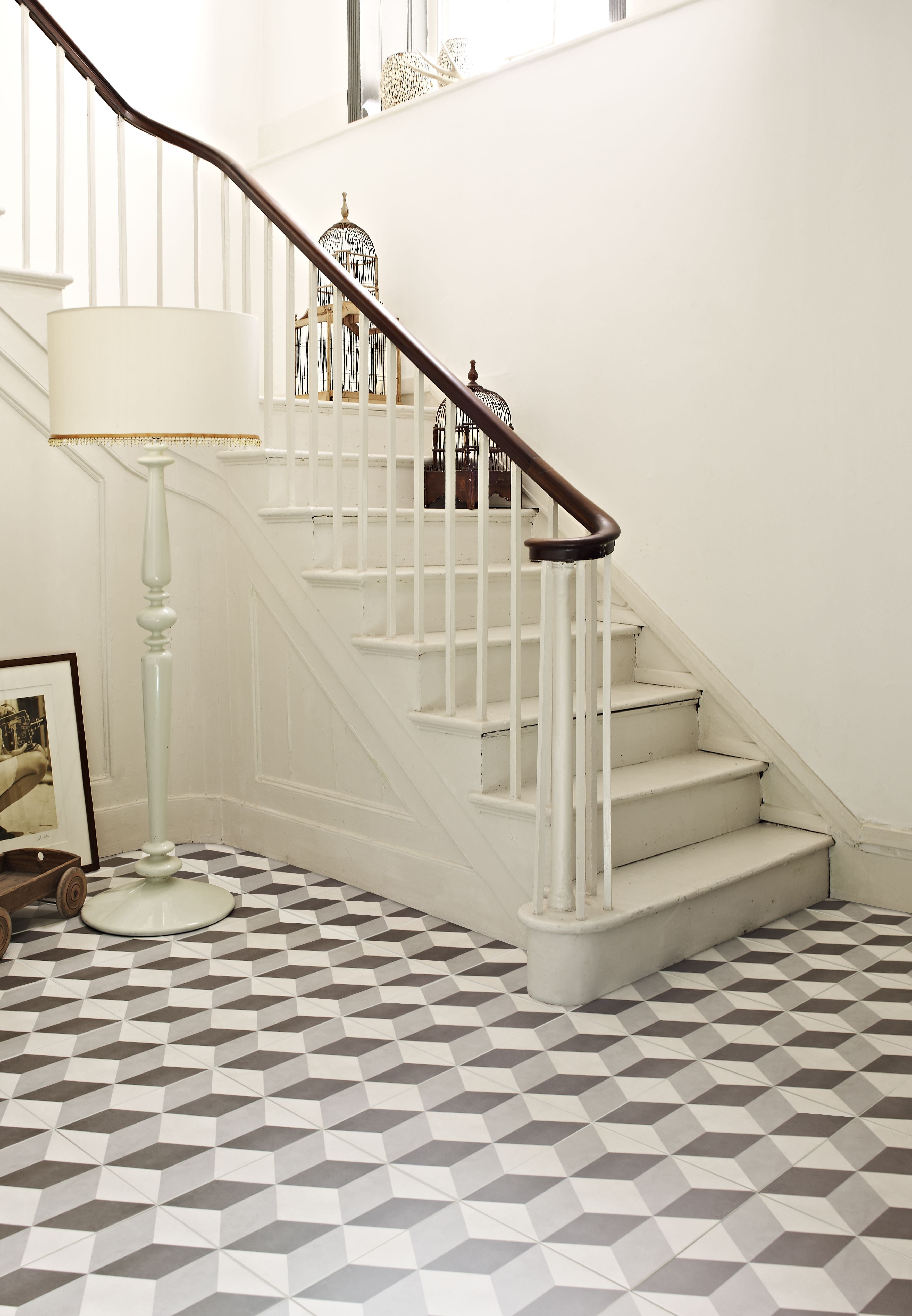 Feature floors illusion grey tiles from house of british ceramic feature floors illusion grey tiles from house of british ceramic tile httpwww dailygadgetfo Images