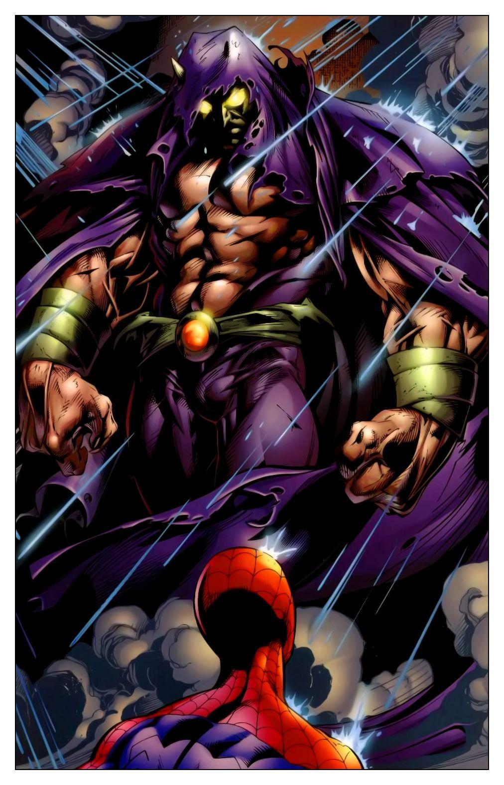 Men Comic Vine | 616 Spider-man vs Ultimate green goblin ...