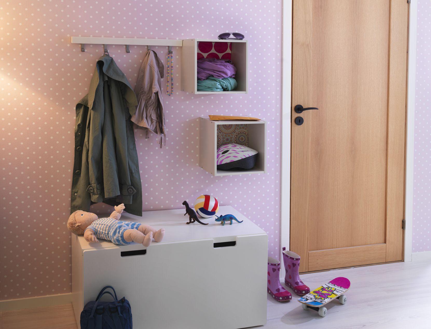 IKEA Österreich, Inspiration, Kinder, Kids, Aufbewahrung STUVA ...