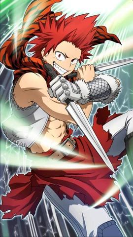 Image Eijiro Kirishima Character Art 10 Smash Tap.png