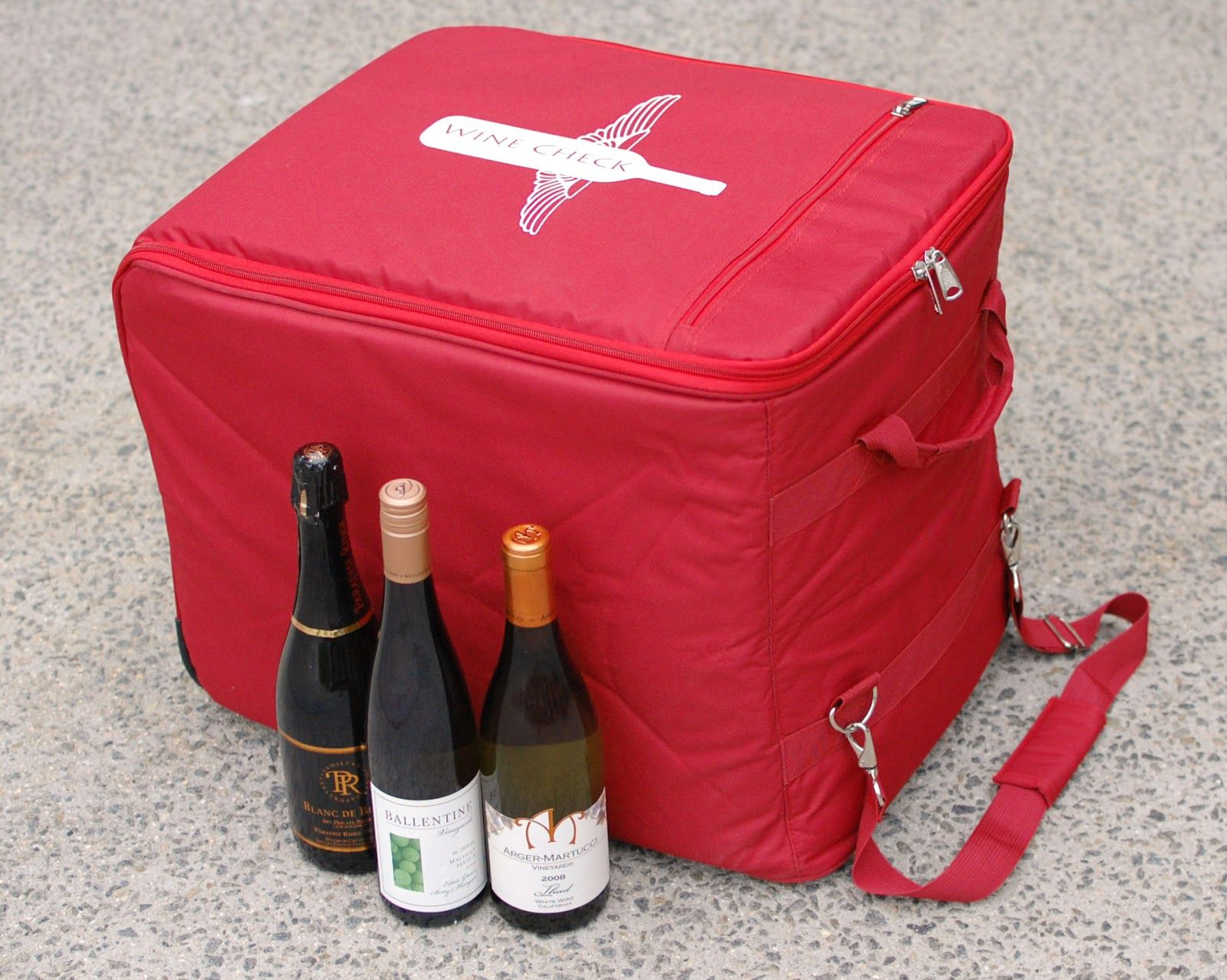 Wine Check Great For Bringing Back A Case From International Travel California Or Your Favorite Wine Region Wine And Spirits Wine Travel Tools