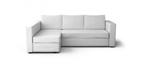 Amazing Manstad Sofa Bed Covers Comfort Works Custom Slipcovers Short Links Chair Design For Home Short Linksinfo