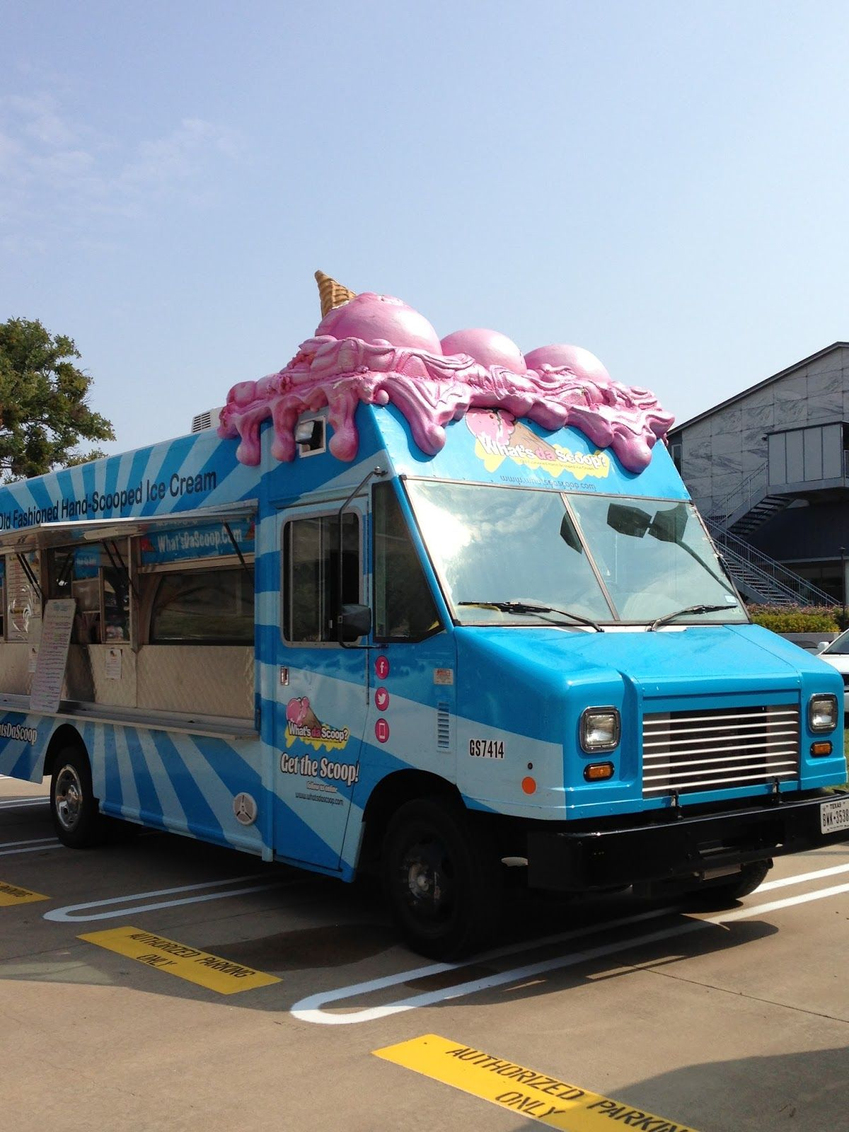 Dallas ice cream truck ice cream truck food truck trucks