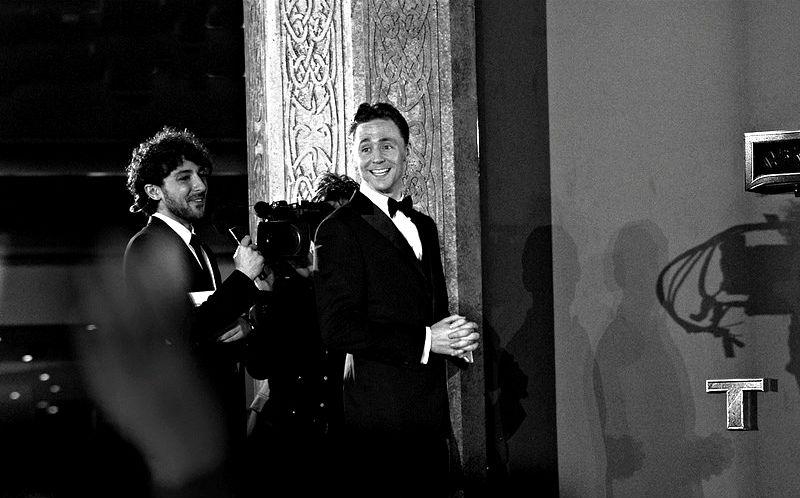 Tom Hiddleston Is A Beautiful