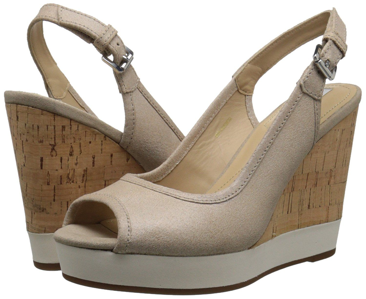 2a8b4da034e1f Geox Women's D Janira Wedge Sandal ** Want additional info? Click on the  image. (This is an affiliate link) #sandalsoftheday