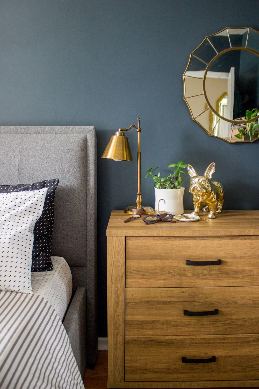 boys room - ideas - A Tiny Bedroom Makeover-Leon's Furniture Blog