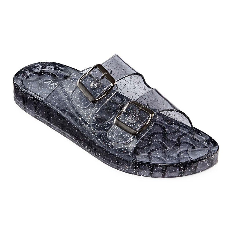 04a78f03b878 Arizona Jane Womens Slide Sandals