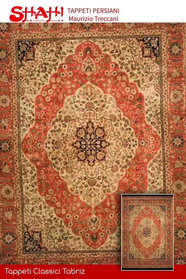 Pin di Shahi tappeti Persiani su Tappeti Classici