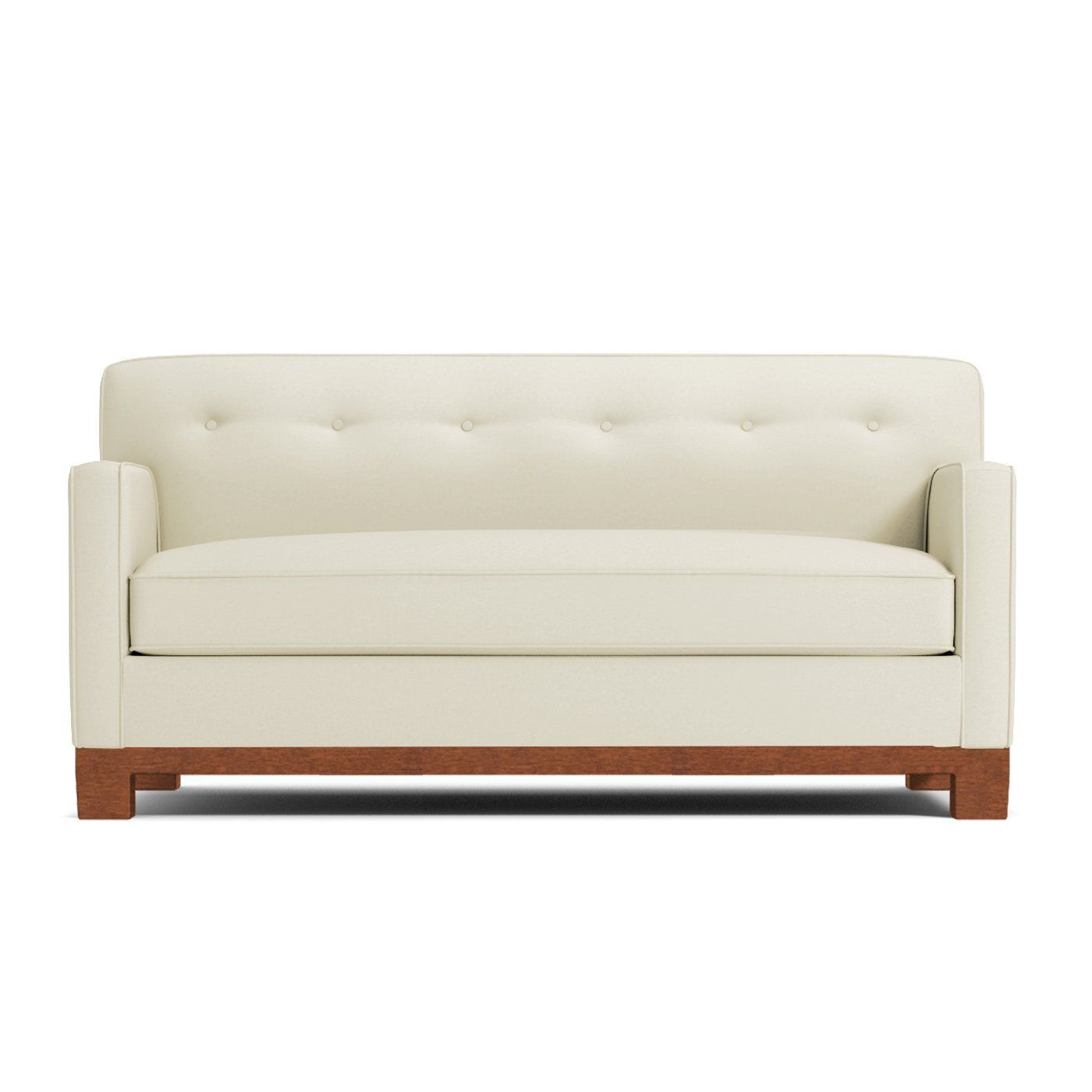 Harrison Ave Apartment Size Sofa Leg