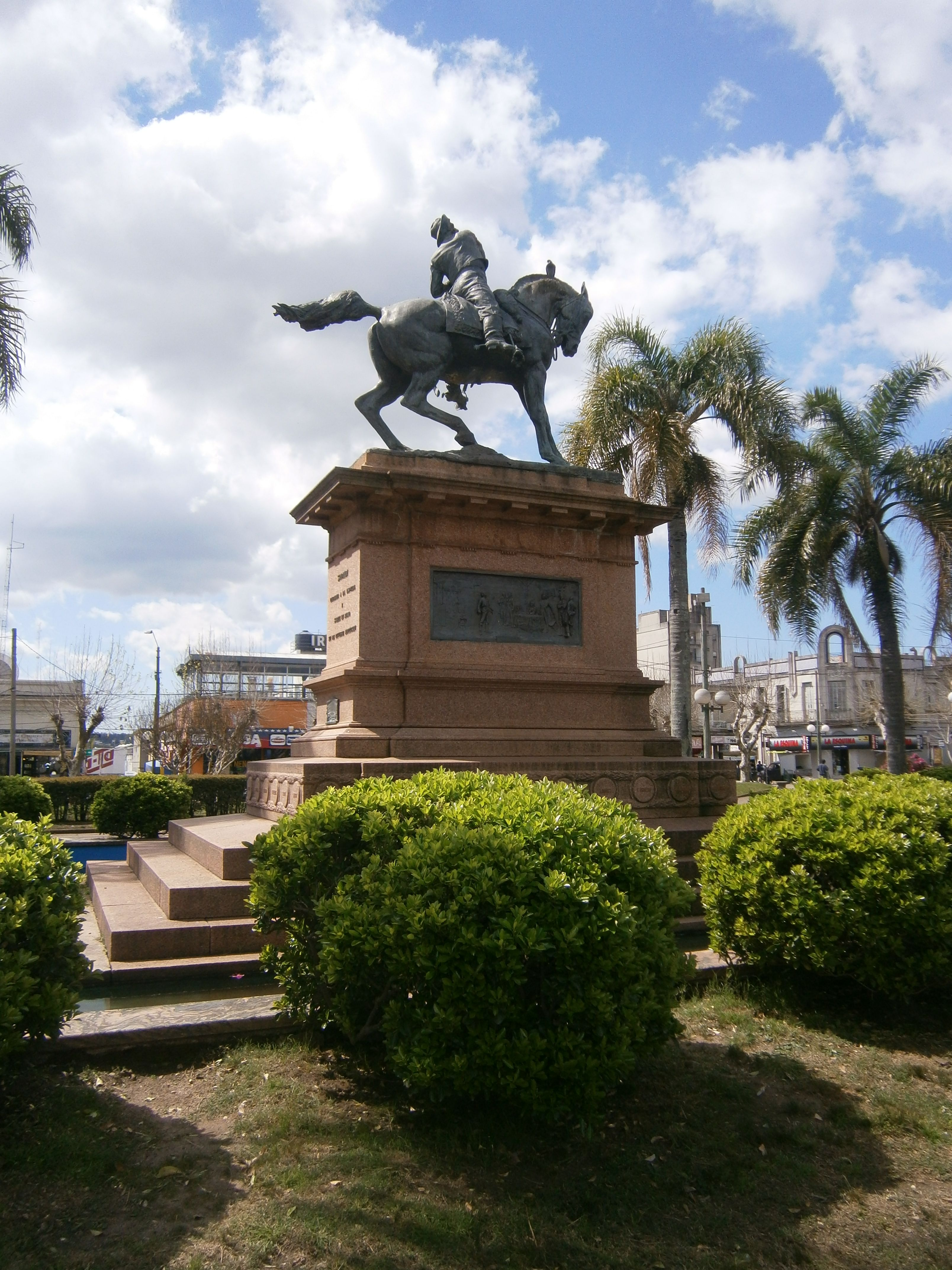 Plaza Minas Lavalleja Uruguay