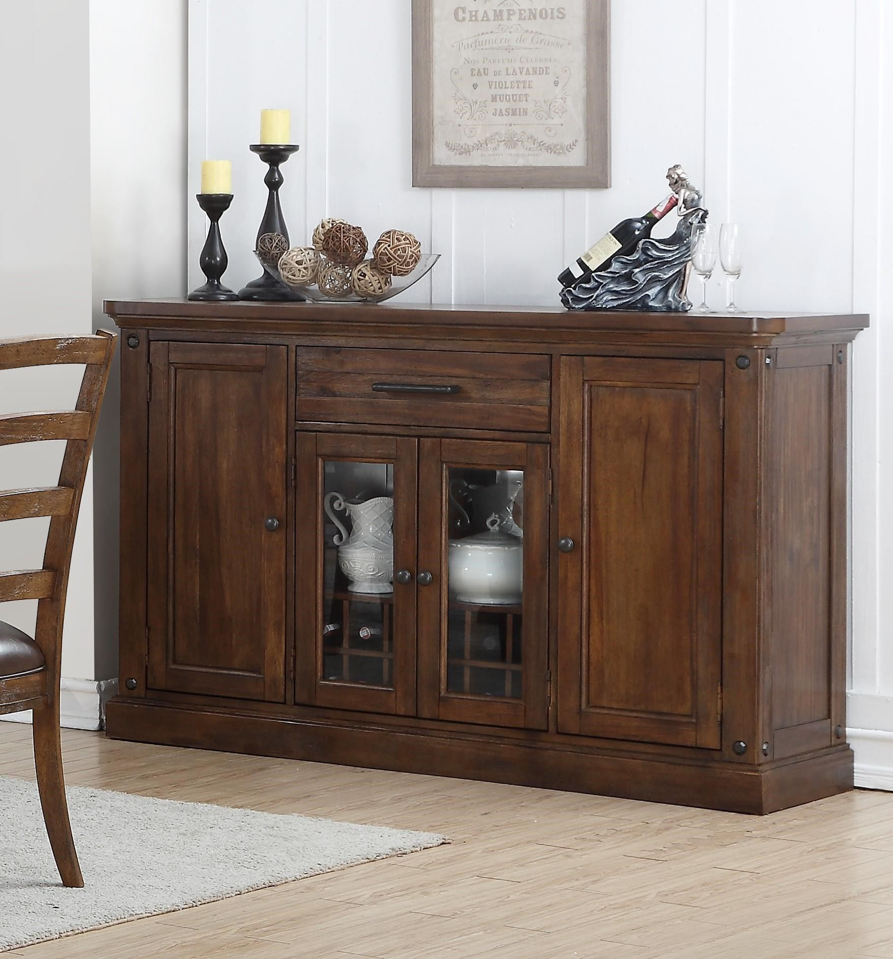 Artisan House Server by Home Insights at Great American