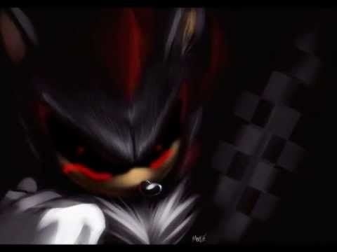 Shadow Exe Has Awoken Shadow The Hedgehog Shadow Awake