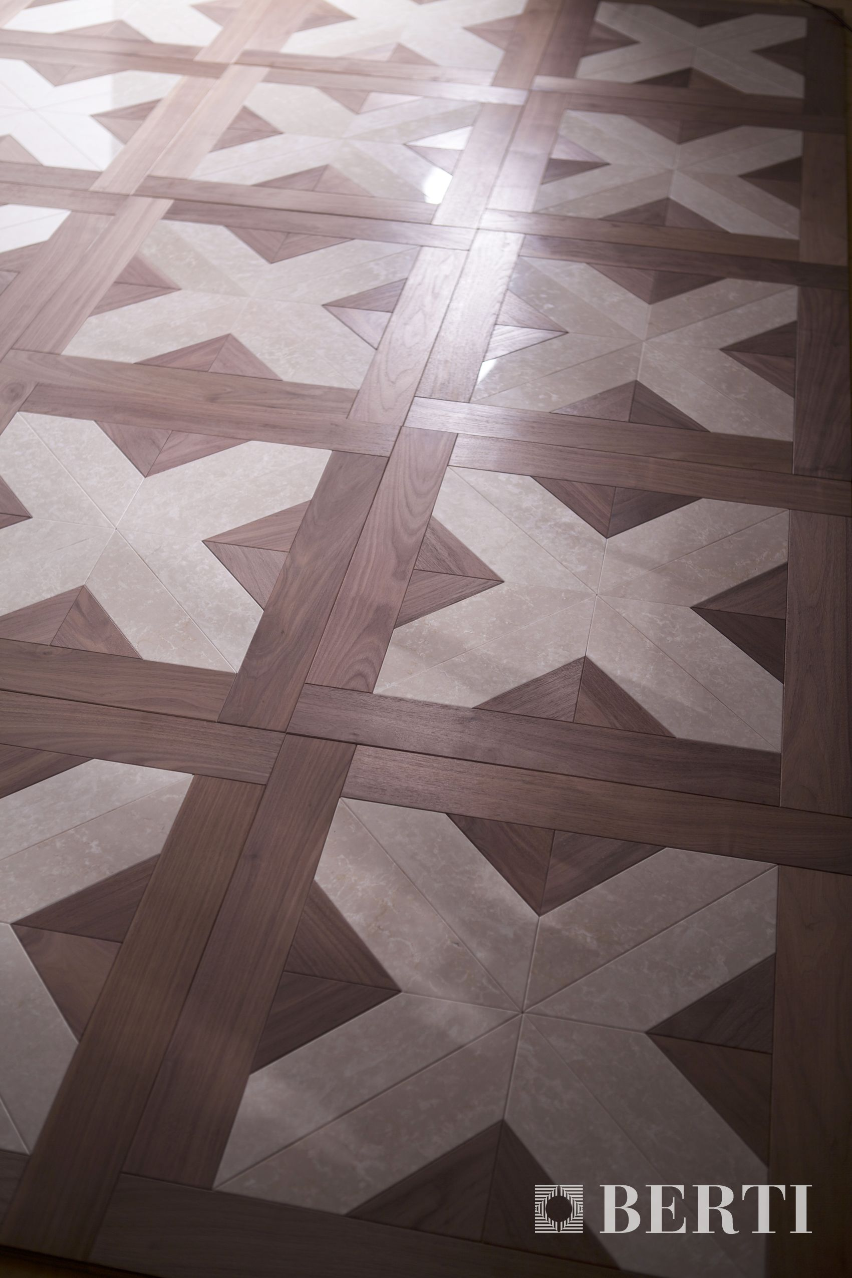 Parquet antoni gaudi surface lust pinterest antoni gaudi berti wood floors parquet flooring design model foscarini in american walnut and botticino marble dailygadgetfo Choice Image