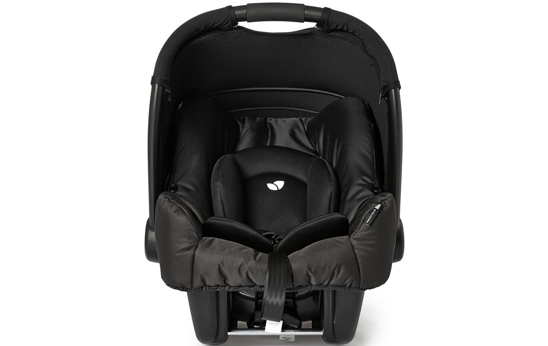 Joie Gemm 0+ Baby Carrier Black Carbon Baby car seats